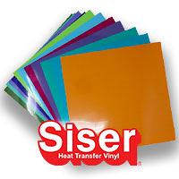 "Siser EasyWeed Special & Custom Color Pack 12"" x 12"""