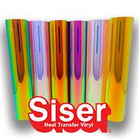 Siser Holographic Pearl Color Pack