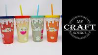 Video Thumbnail for Color Changing Smoothie Cups