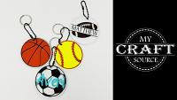 Video Thumbnail for Acrylic Blank Sports Craft