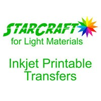 StarCraft Transfers for Light Materials - 25 Pack