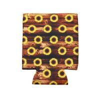 Can Cooler - Standard - Sunflower