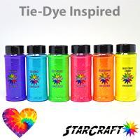 Tie-Dye Glitter Bundle 4oz Shakers