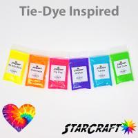 Tie-Dye Glitter Bundle 0.5oz Bags