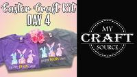 Video Thumbnail for Easter Craft Kit Day 4!