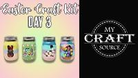 Video Thumbnail for Easter Craft Kit Day 3!