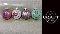 Video Thumbnail for DIY Ornaments!!