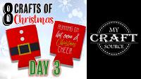 Video Thumbnail for 8 Crafts of Christmas Day 3!