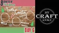 Video Thumbnail for 8 Crafts of Christmas Day 6!