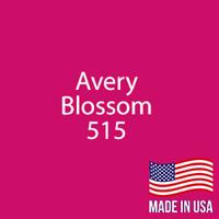 """Avery - Blossom - 515 - 12"""" x 12"""" Sheet"""