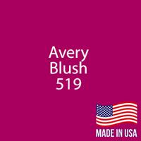 """Avery - Blush - 519 - 12"""" x 12"""" Sheet"""