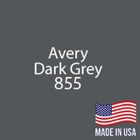 "Avery - Dark Gray - 855 - 12"" x 12"" Sheet"