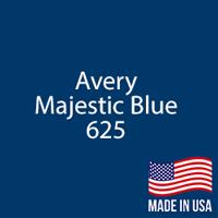 """Avery - Majestic Blue - 625 - 12"""" x 12"""" Sheet"""