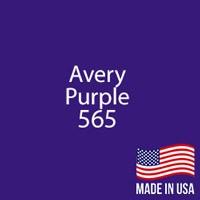 """Avery - Purple - 565 - 12"""" x 12"""" Sheet"""