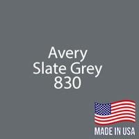 "Avery - Slate Gray - 830 - 12"" x 12"" Sheet"