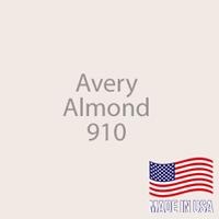 "Avery - Almond - 910 - 12"" x 12"" Sheet"