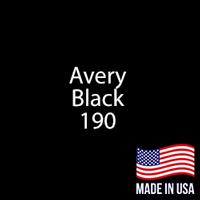 "Avery - Black - 190 - 12"" x 5 Foot"