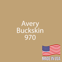 "Avery - Buckskin - 970 - 12"" x 24"" Sheet"
