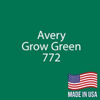 """Avery - Grow Green - 772 - 12"""" x 24"""" Sheet"""