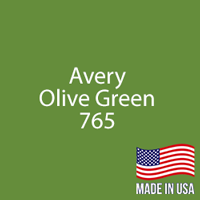 "Avery - Olive Green - 765 - 12"" x 12"" Sheet"