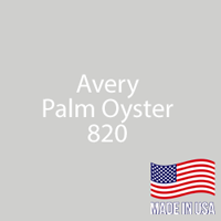 "Avery - Palm Oyster - 820 - 12"" x 5 Foot"