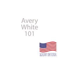 "Avery - White - 101 - 12"" x 12"" Sheet"