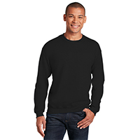 Gildan - Sweatshirt - Black