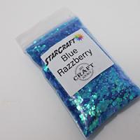 StarCraft Chunk Glitter - Blue Razzberry - 0.5 oz