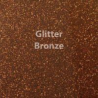 """Siser GLITTER Bronze - 12""""x12"""" Sheet"""