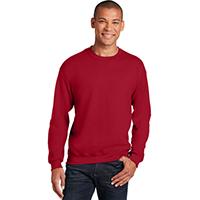 Gildan - Sweatshirt - Cherry Red