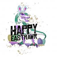Happy Eastrawr