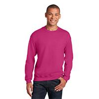 Gildan - Sweatshirt - Heliconia Pink