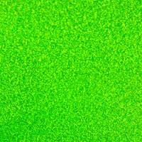 """StarCraft Magic - Deceit Glitter Fluorescent Green - 12""""x12"""" Sheet"""