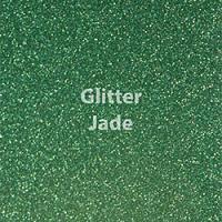 """Siser GLITTER Jade - 12""""x12"""" Sheet"""