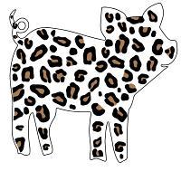 Leopard Pig