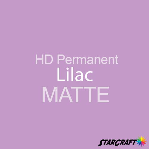 "StarCraft HD Permanent Adhesive Vinyl - MATTE - 12"" x 12"" Sheets - Lilac"