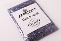 StarCraft Metallic Glitter - Cannonball - 0.5 oz