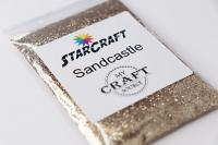 StarCraft Metallic Glitter - Sandcastle - 0.5 oz