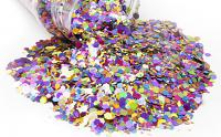 StarCraft Chunk Glitter - Rainbow Fin