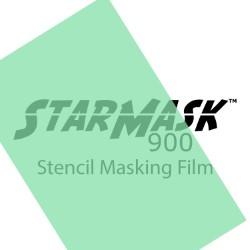 """StarCraft StarMask 900 Stencil Film - 12"""" x 5 Foot"""