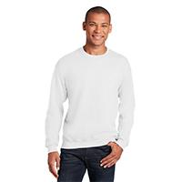 Gildan - Sweatshirt - White