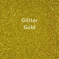 """1 Yard of 20"""" Siser GLITTER - Gold"""