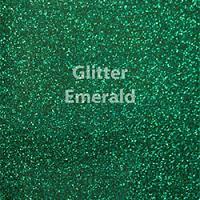 "1 Yard of 20"" Siser GLITTER - Emerald"