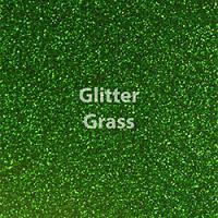 """1 Yard of 20"""" Siser GLITTER - Grass"""