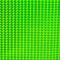 "StarCraft Magic - Mystique Fluorescent Green - 12""x12"" Sheet"